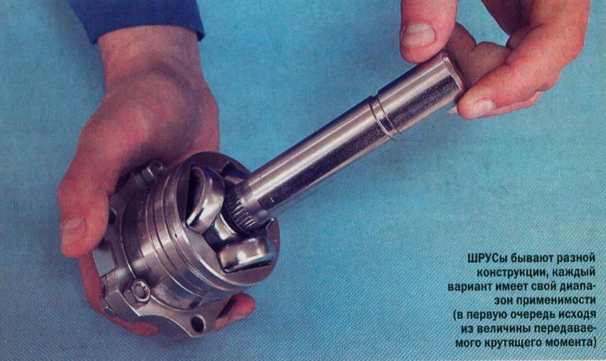 Замена ШРУСов на ВАЗ 2110