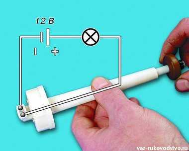 Как сделать датчик уровня охлаждающей жидкости