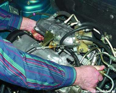 Ремонт инжектора ваз 21103 своими руками