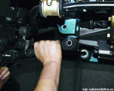 Фото №24 - диагностика подвески ВАЗ 2110 своими руками