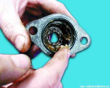 Фото №15 - диагностика шаровой опоры ВАЗ 2110
