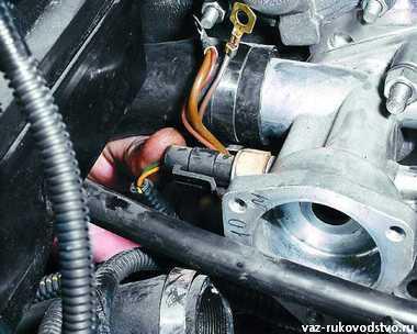 Ваз 2110 не показывает температуру двигателя