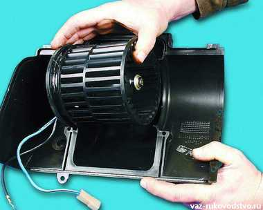Почему не работает вентилятор печки на ваз 2112