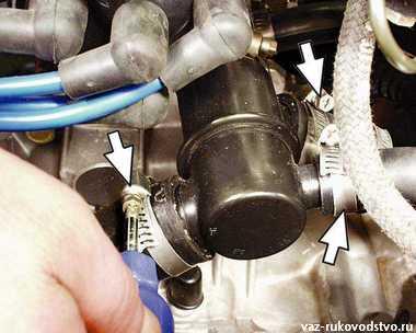 Термостат на ваз 2111 флуоресцентная гистероскопия
