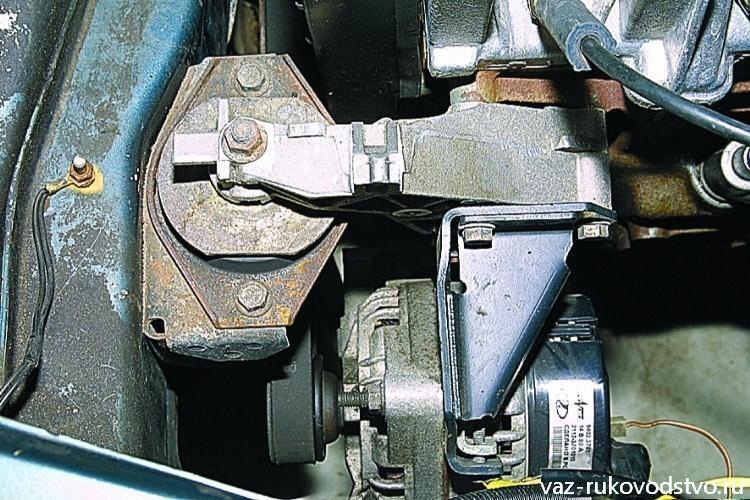 двигателя ВАЗ-2110, 2111