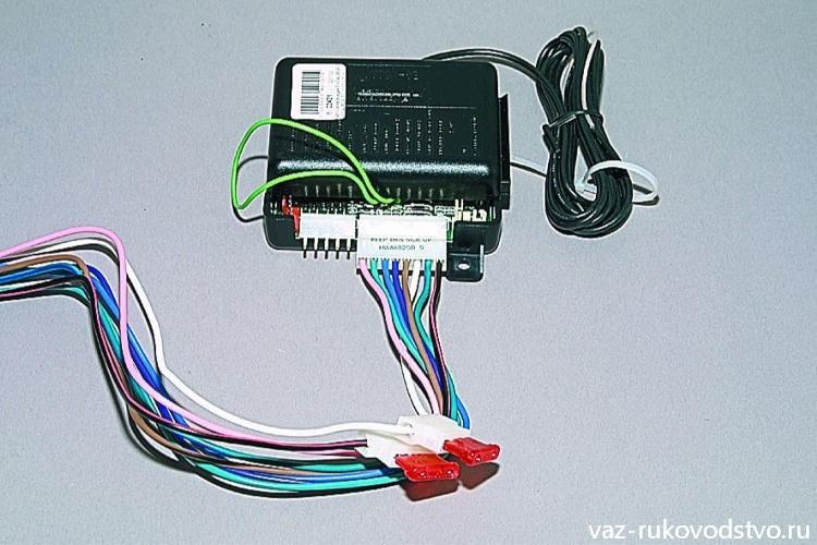 Фото №30 - как отключить сигнализацию без брелка на ВАЗ 2110